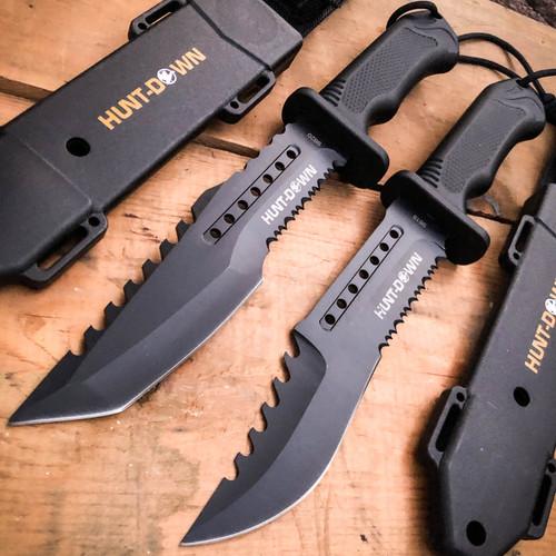 fixed blade hunter