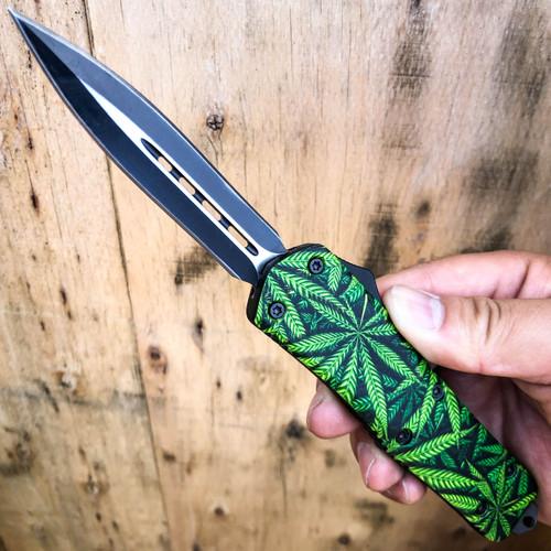 marijuana leaf otf