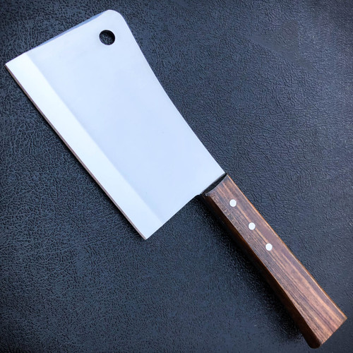 """12"""" MEAT CLEAVER CHEF BUTCHER KNIFE Stainless Steel Full Tang Chopper Kitchen"""