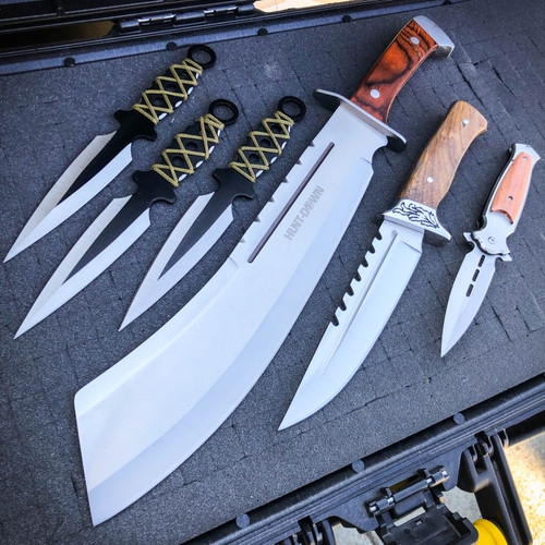 6PC Survival Outdoor Camping Set