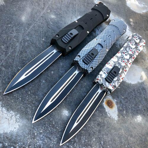 Everyday Carry Combat OTF Knives
