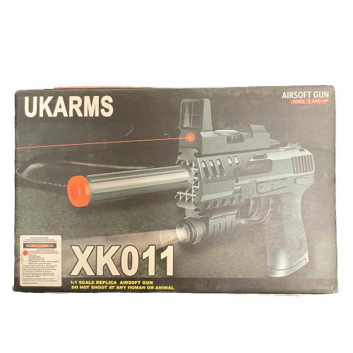 Tactical Assault Pistol Airsoft Gun