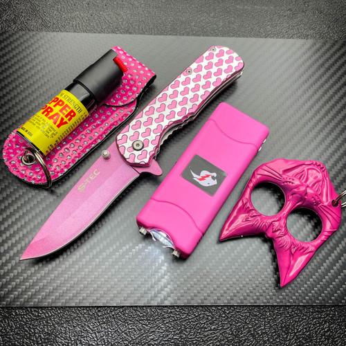 Pink Ladies Self Defense Set