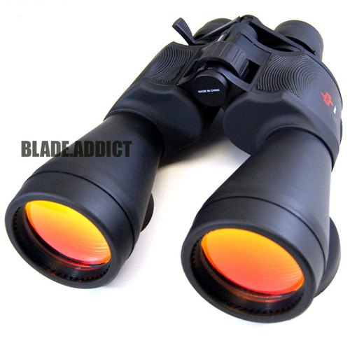 Day/Night 20-50x70 Military Zoom Powerful Binoculars Optics Hunting Camping