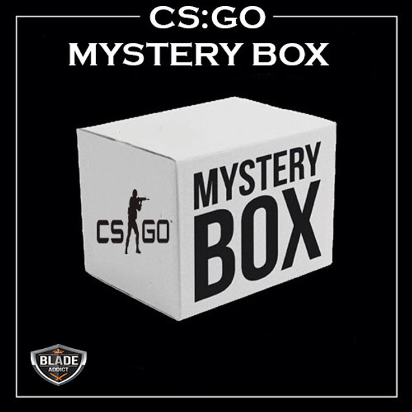 CSGO MYSTERY BOX (Small, Medium, and Large Available)