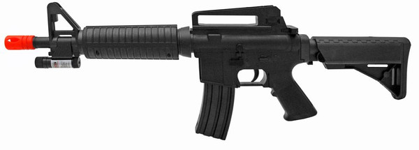 M-16C Spring Airsoft Rifle BB