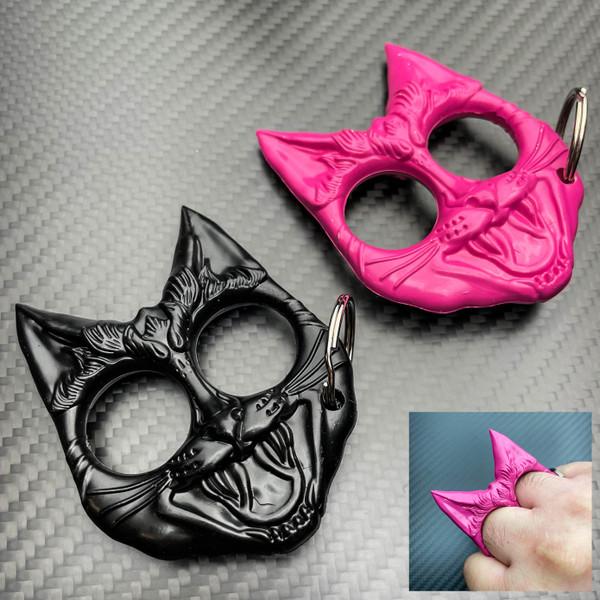 Bad Kitty Self Defense Key Chain