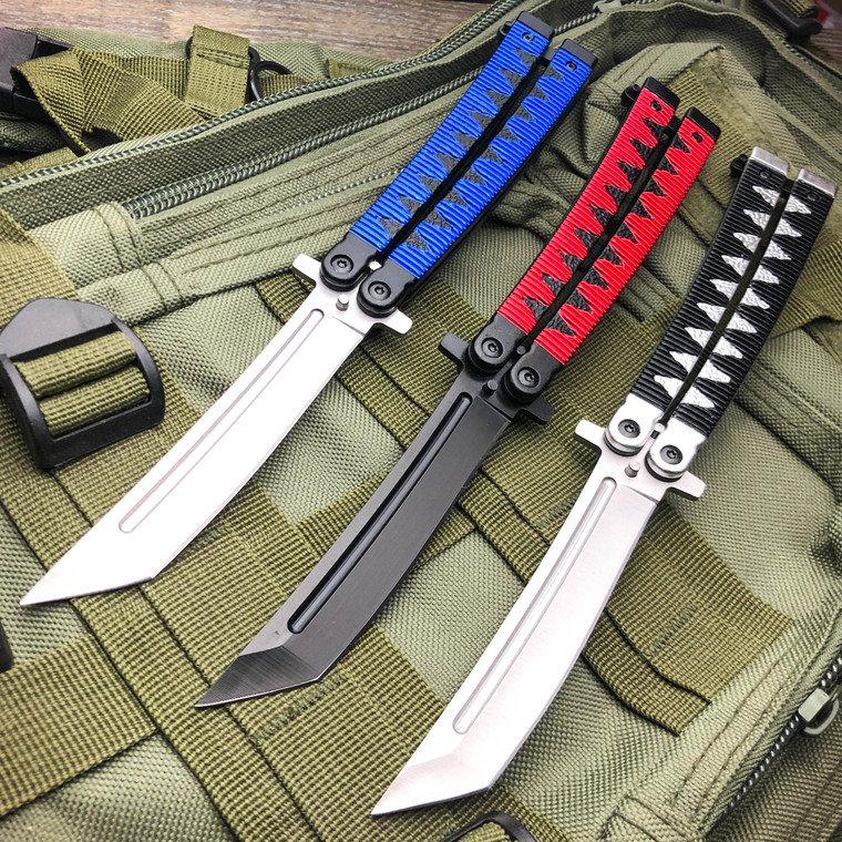 tanto butterfly knife