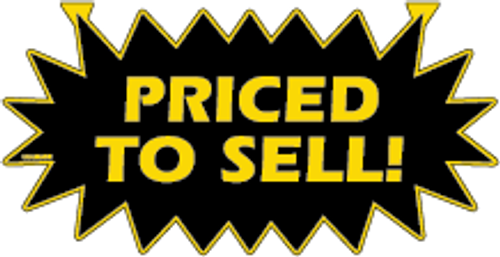 Priced to Sell 12 x 24 Corrugated Star Rider Black/Yellow