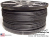 """Antenna Support Rope, 3/16"""" 1000', Black, Round, 100% Dacron Polyester Rope"""
