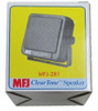 MFJ-281 SPEAKER, CLEAR TONE, WITH 3.5 MM PLUG