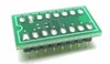 SIGNALINK SLMOD6PM This jumper module is compatible with virtually all ICOM, Kenwood, and Yaesu radios that have a 6-pin mini-DIN Data Port.