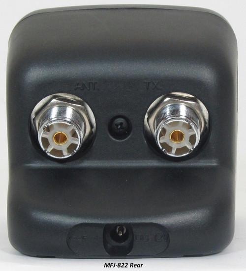 MFJ-842, SWR/Wattmeter, VHF/UHF, 140-525 MHZ, 300 Watts Mobile