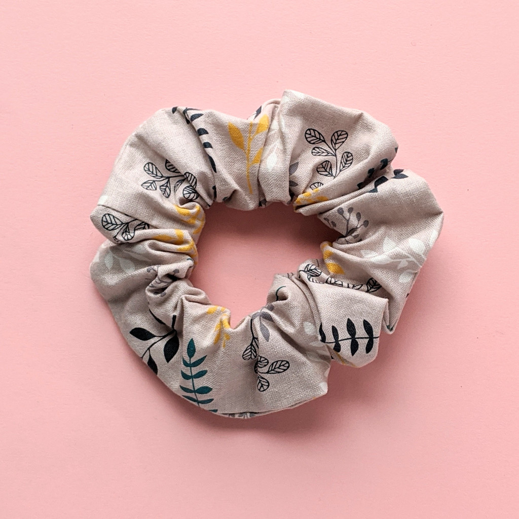 Branch Out scrunchie