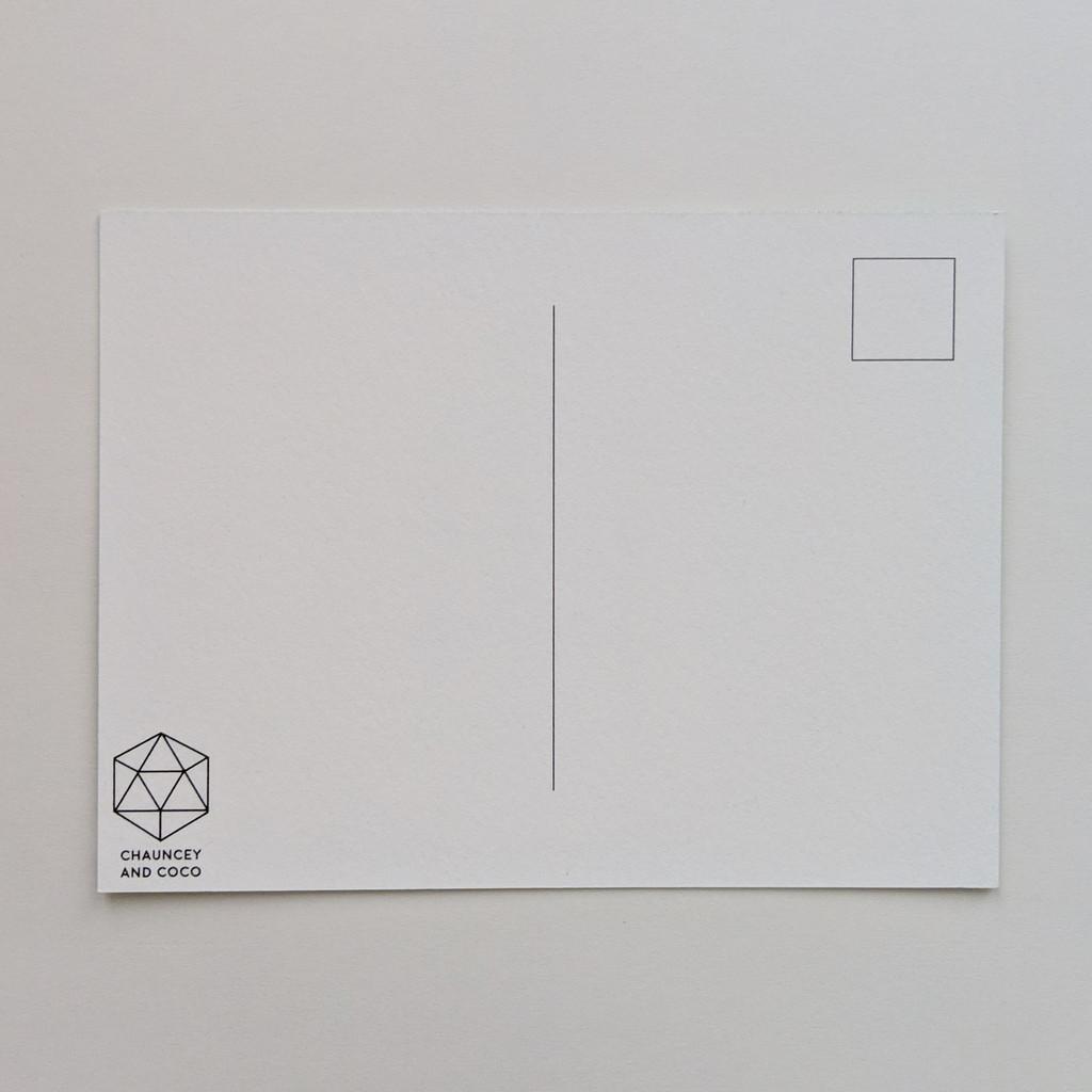 Postcard / Impossibility