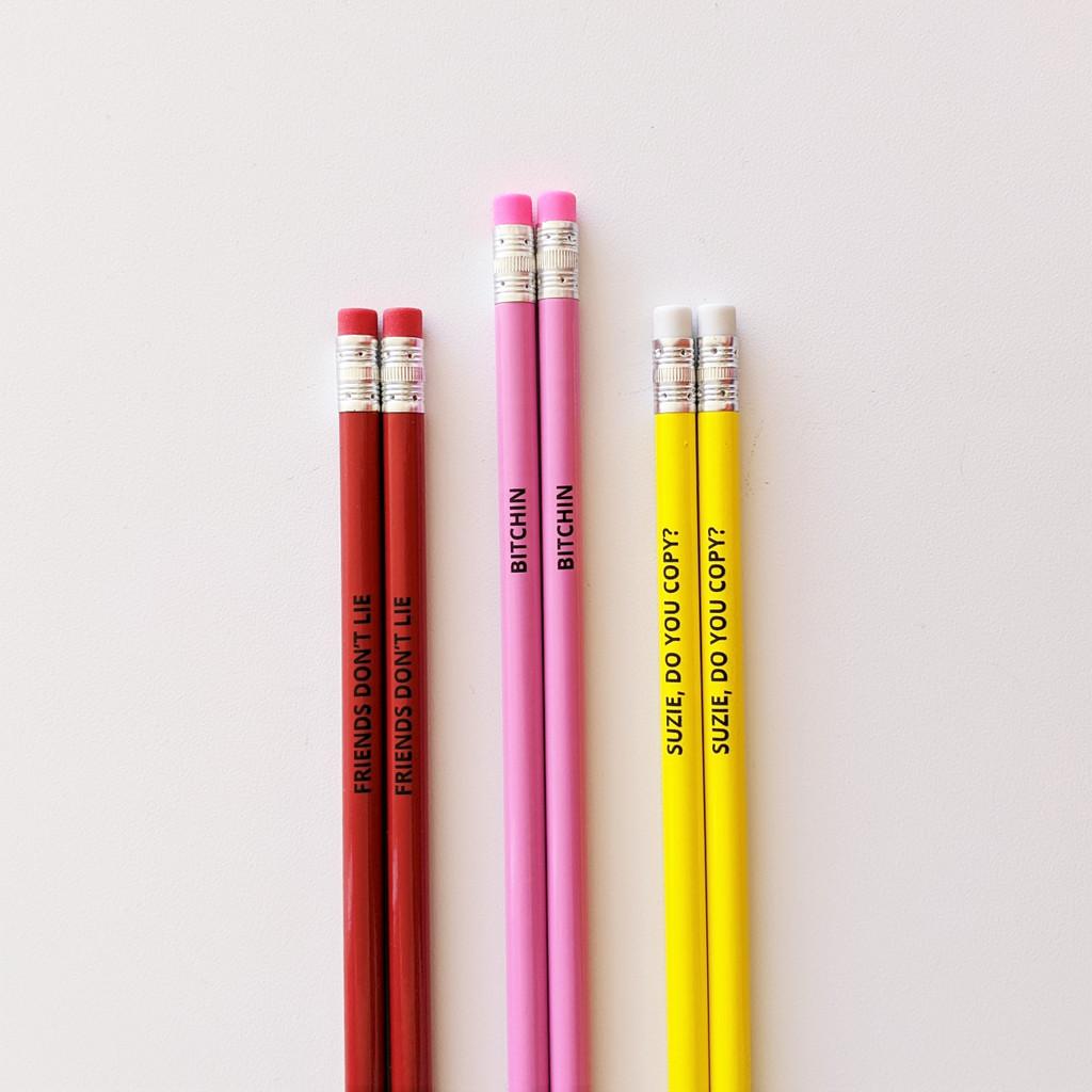 Stranger Things Pencil Set