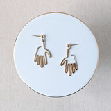Bare Hands earrings