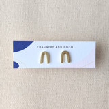 Everyday tall arch studs