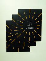 Postcard / You are Magic