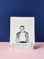 Fashion Forward Art Print
