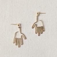 Bare Hands earrings