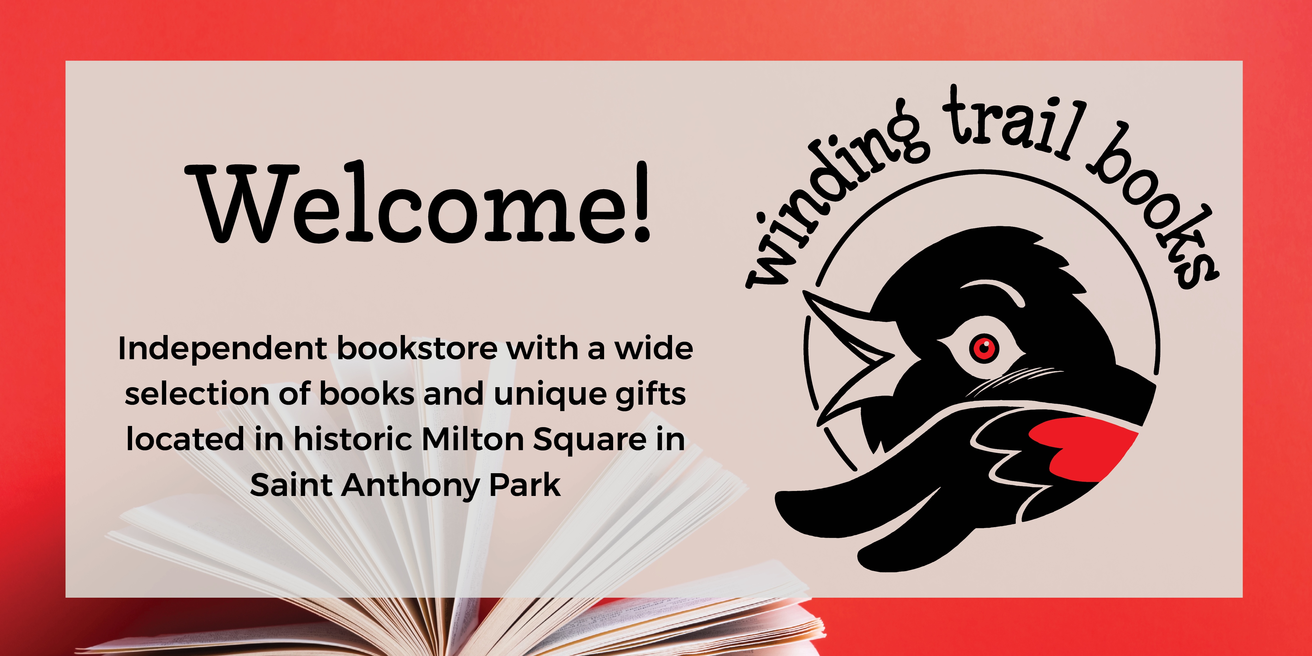 Welcome to Winding Trail Books