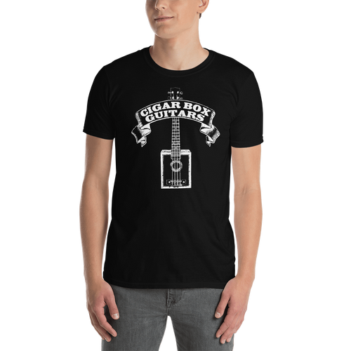 Cigar Box Guitars Basic Unisex T-Shirt