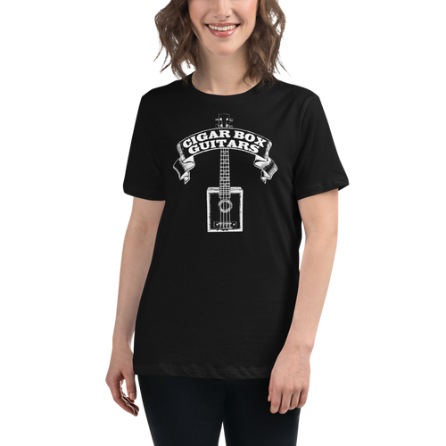 Cigar Box Guitars Women's Relaxed T-Shirt