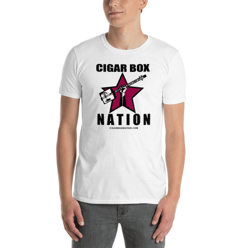 Cigar Box Nation Color Logo - Basic Unisex T-Shirt