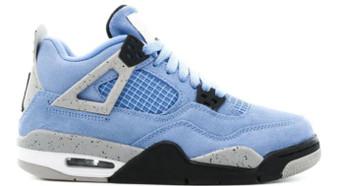 Jordan 4 Retro University Blue (GS)