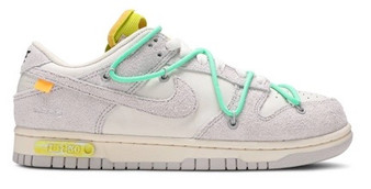 Off White Dunk Lot 14