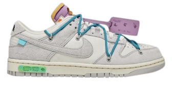 Off White Dunk Lot 36