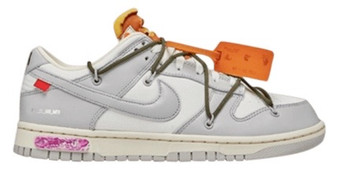 Off White Dunk Lot 22