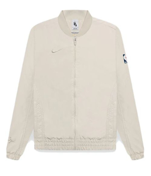 Fear of God x Nike Basketball Jacket Light Cream
