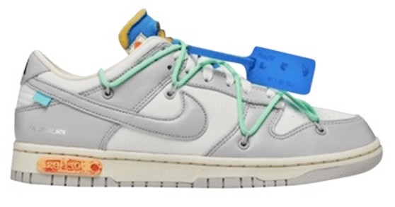 Off White Dunk Lot 26