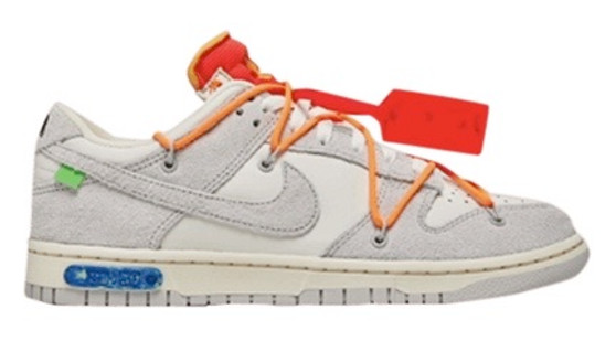 Off White Dunk Lot 31