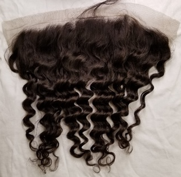 Malaysian Curly Lace Frontal