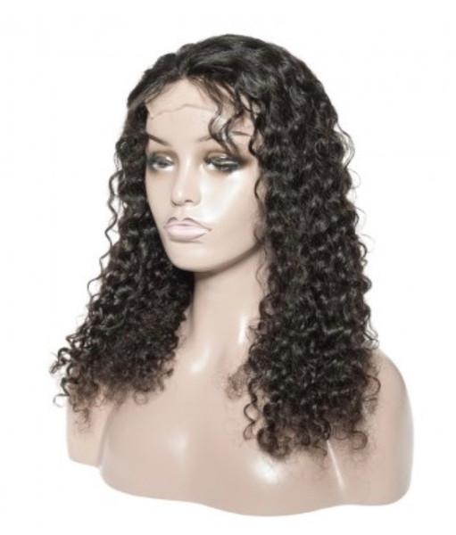 Malaysian Curl Wig Unit