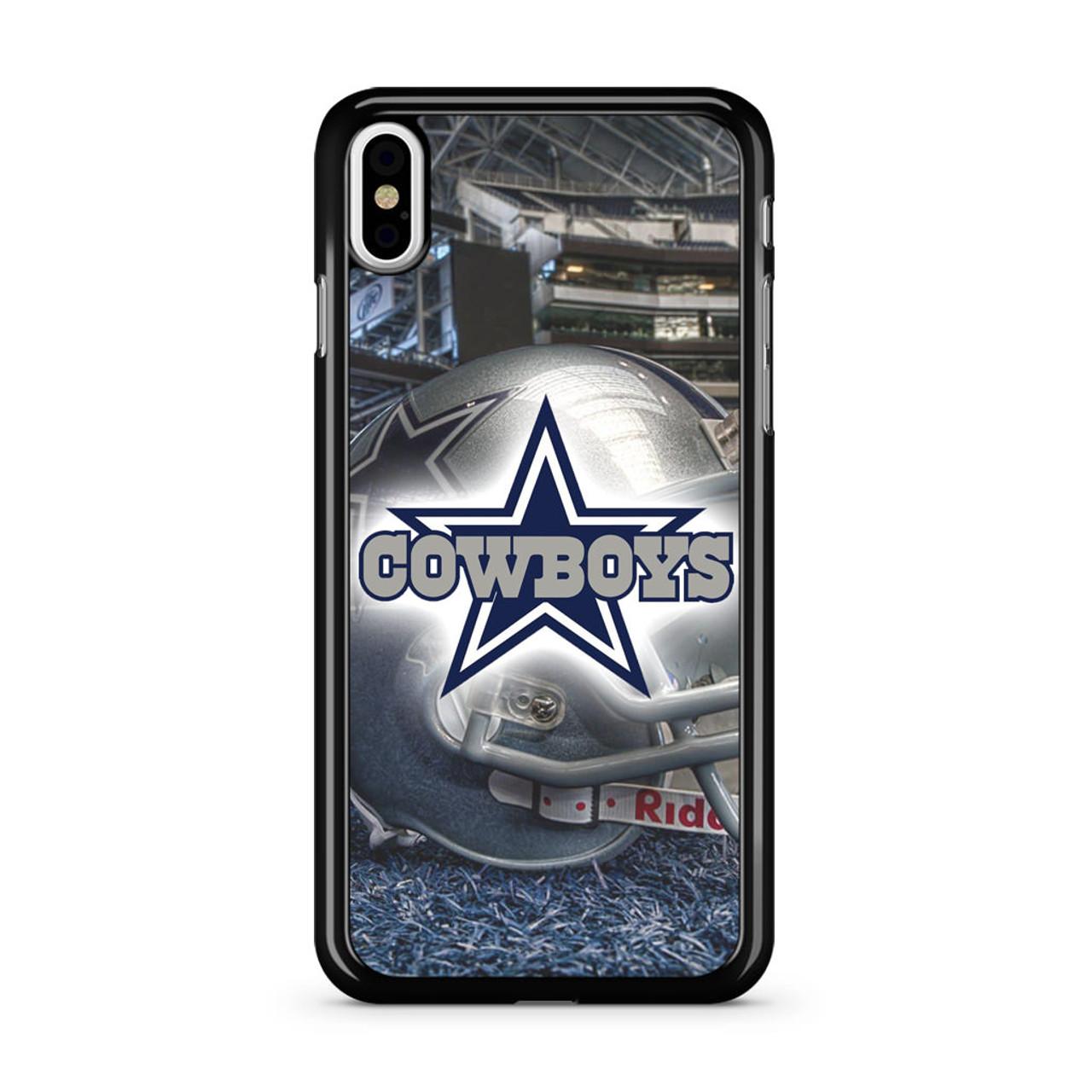 separation shoes b15e9 905c7 NFL Dallas Cowboys iPhone XS Max Case