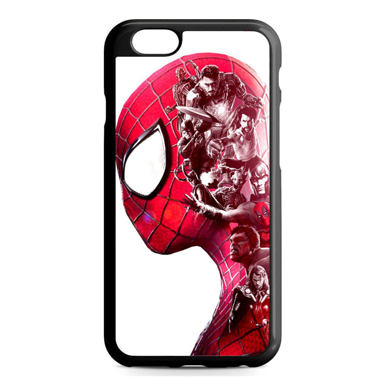 iphone 6 case spiderman
