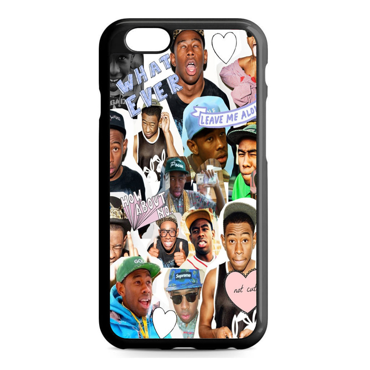 ce28925eea59 Tyler The Creator Collage iPhone 6 6S Case - Jocases