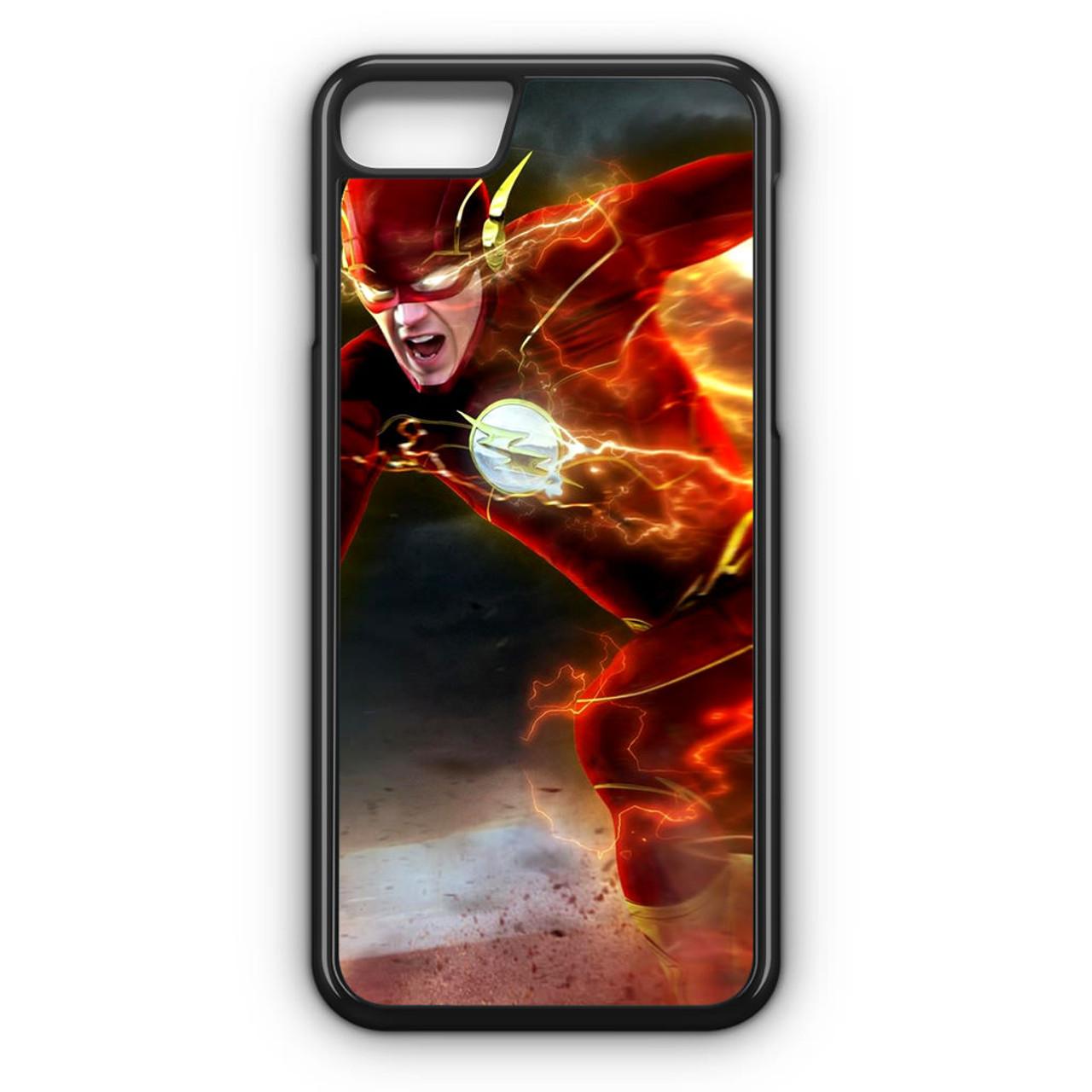 sale retailer 95f79 2c297 Barry Allen The Flash iPhone 8 Case
