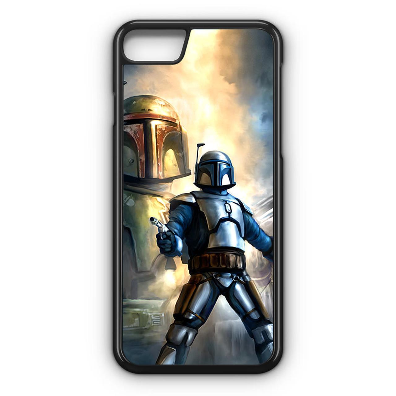 iphone 8 case boba fett