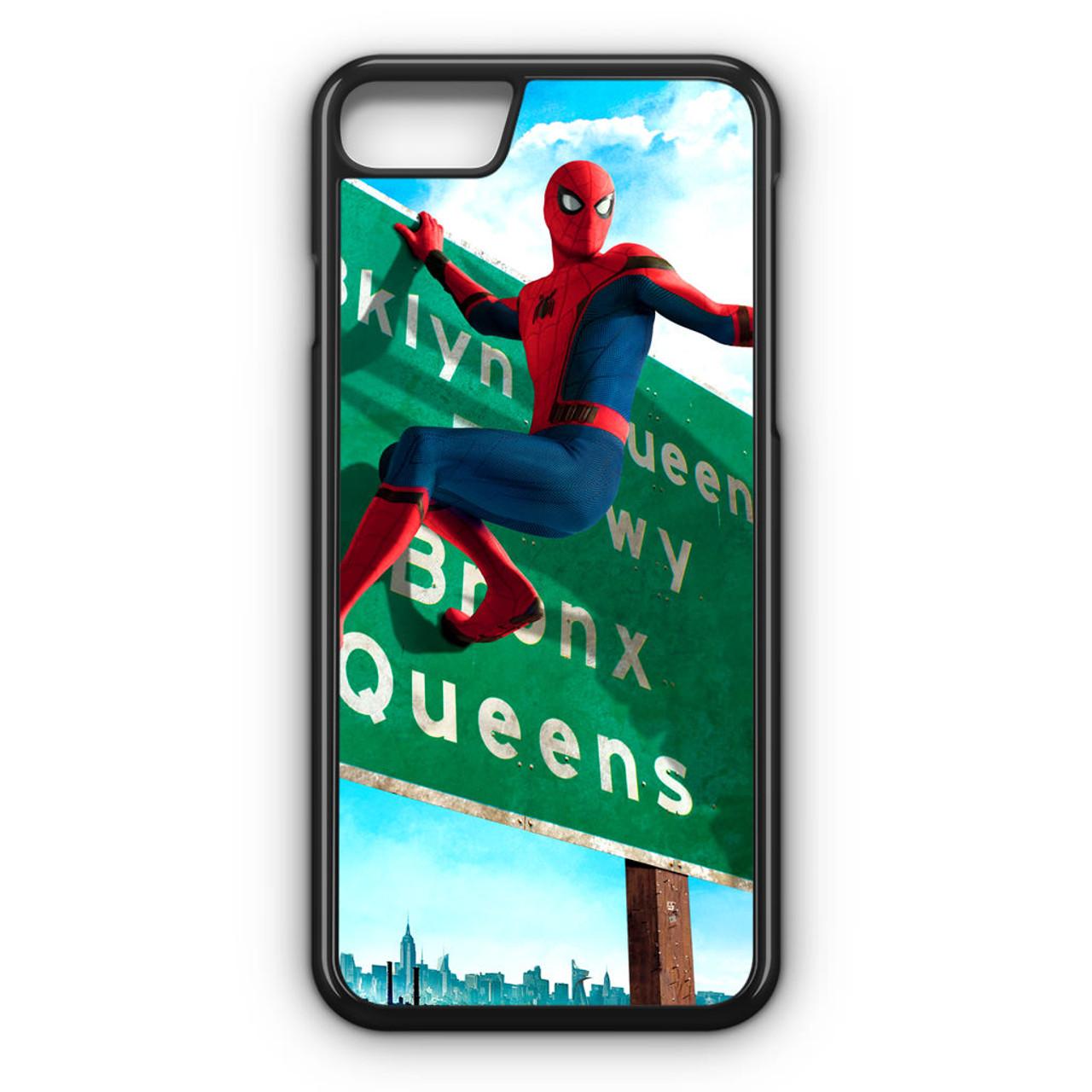 iphone 8 spiderman case