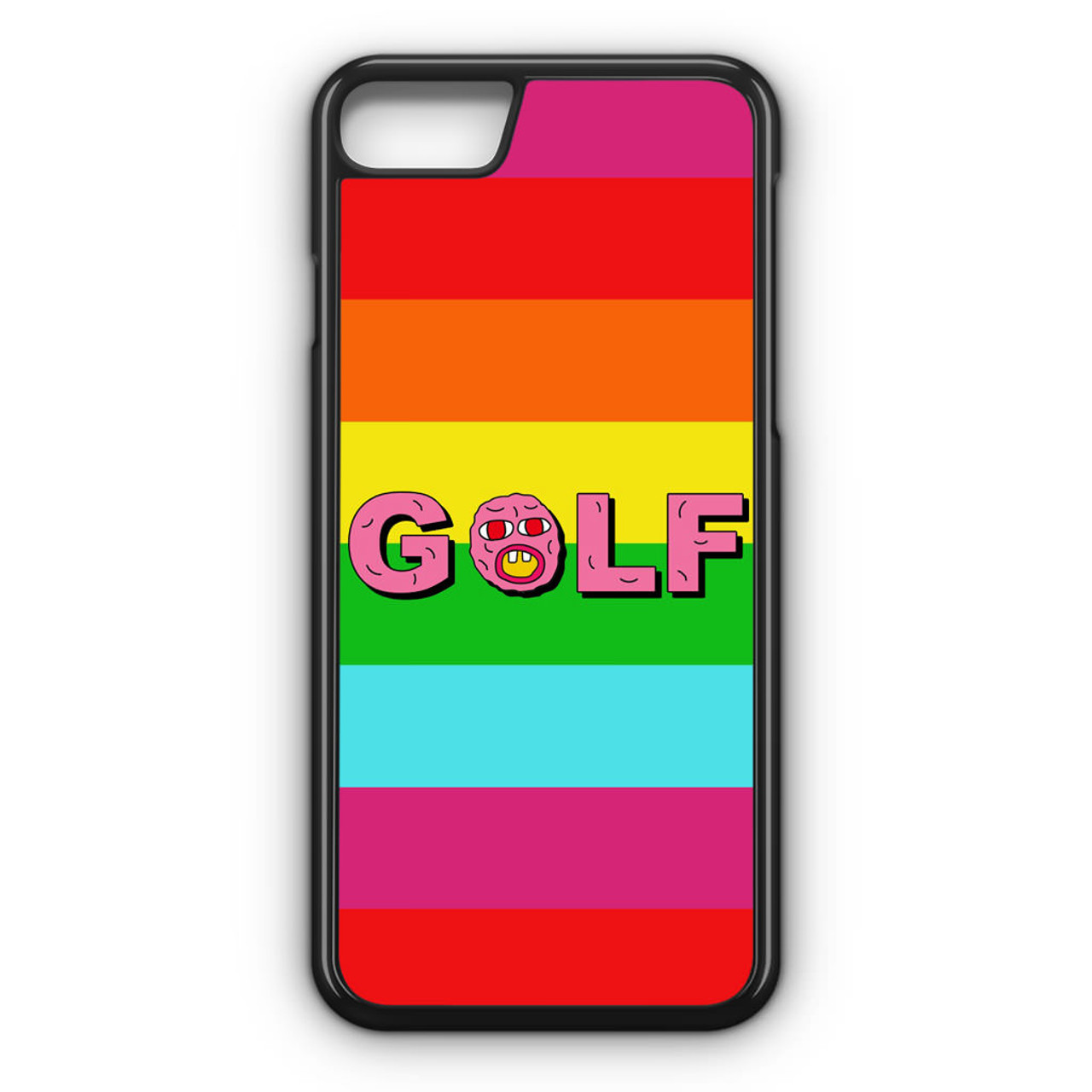 online store be05b 8591a Tyler The Creator Golf iPhone 8 Case