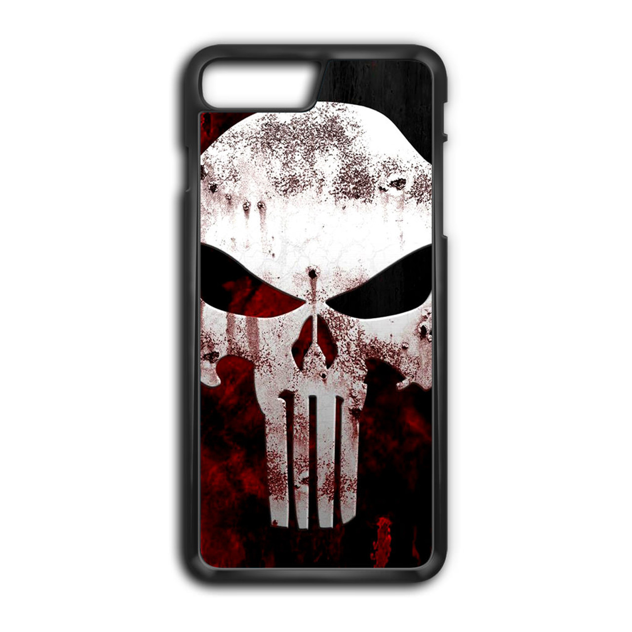 wholesale dealer 5b2e3 9f300 The Punisher iPhone 8 Plus Case