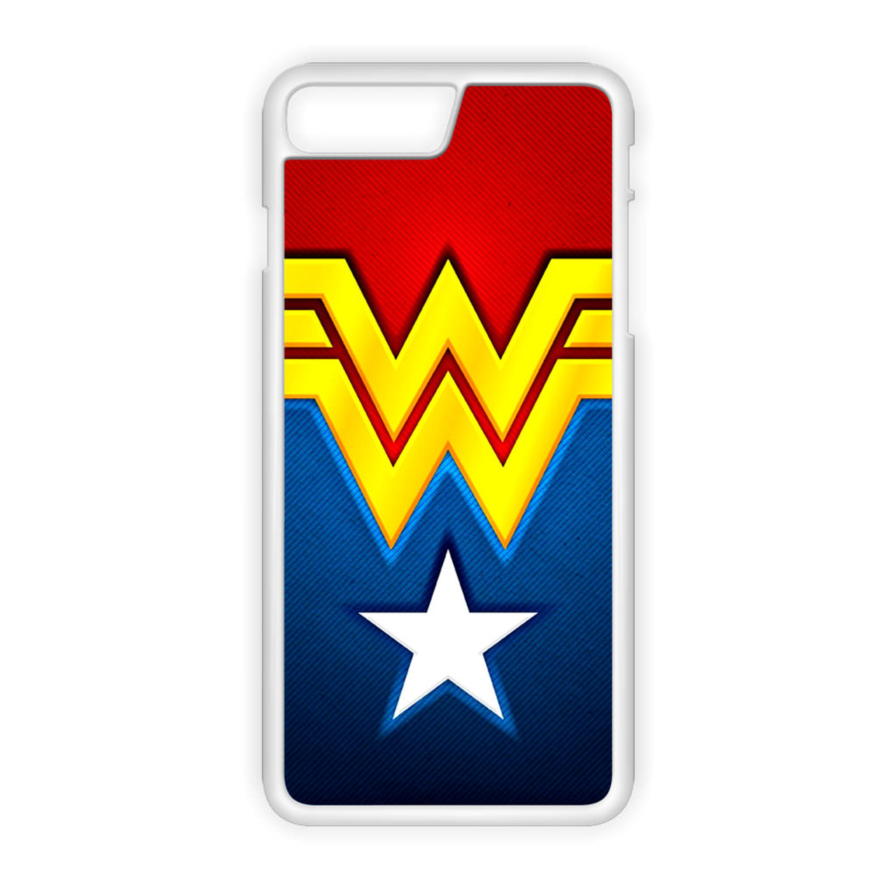 WONDER WOMAN LOGO 2 iphone case