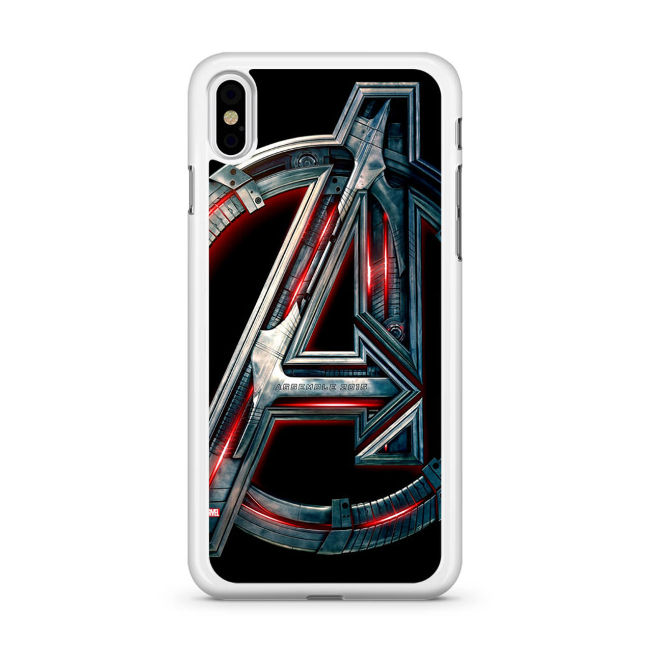 The Avengers Age Of Ultron Logo Assemble 2015 iphone case