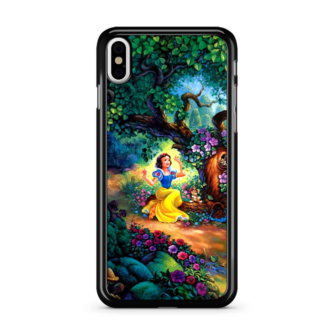 the latest c5e06 b35df Snow White Fairy iPhone X Case
