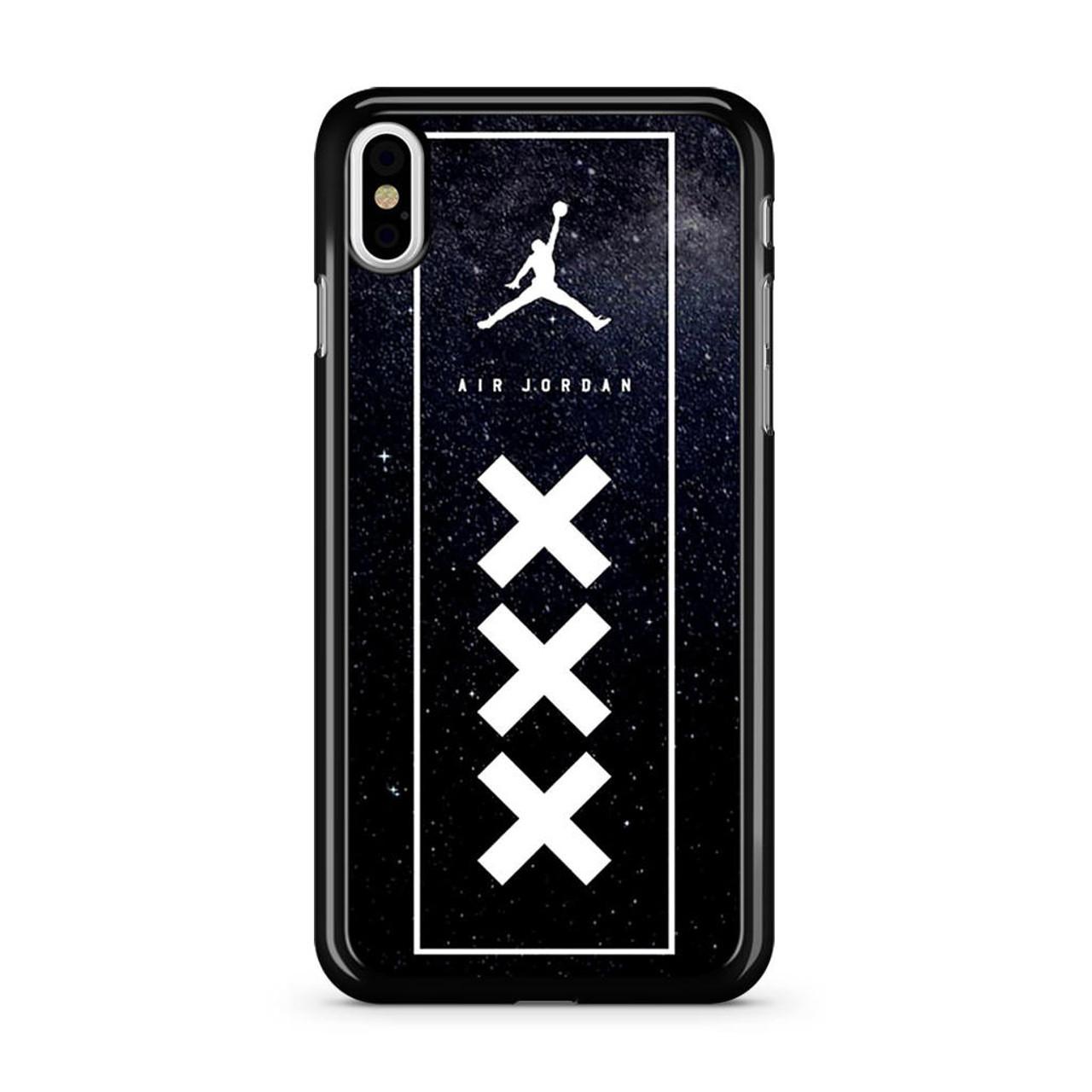 new products b2ad4 3ed05 Air Jordan XXX iPhone X Case